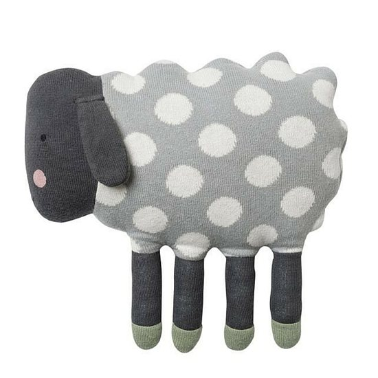 Sophie Allport Sophie Allport Sheep Shaped Cushion