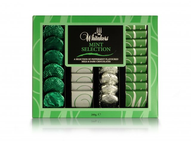 Whitakers Luxury Mint Selection
