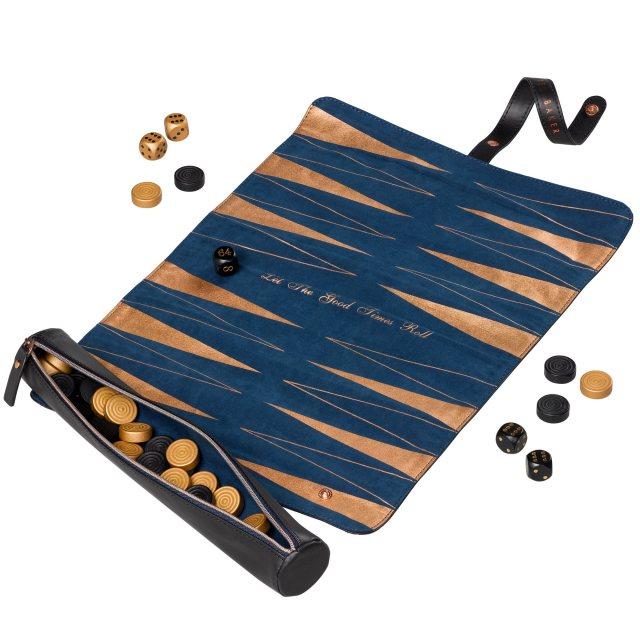 Ted Baker Ted Baker Brogue Backgammon Roll