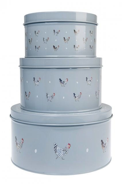 Sophie Allport Sophie Allport Chicken Cake Tins (Set of 3)