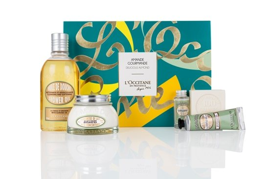 L'Occitane L'Occitane Delicious Almond Collection
