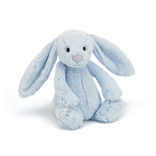 Jellycat Soft Toys Jellycat Large Bashful Blue Bunny
