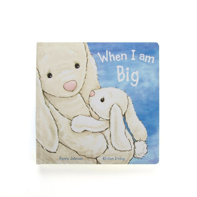 Jellycat Soft Toys Jellycat When I Am Big Book