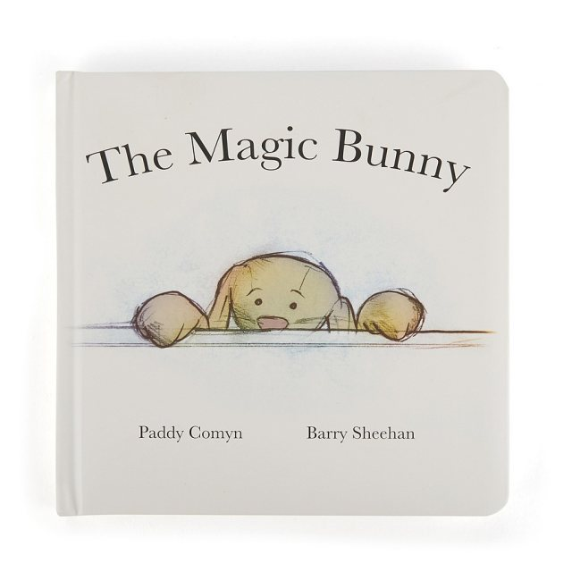 Jellycat Soft Toys Jellycat The Magic Bunny Book
