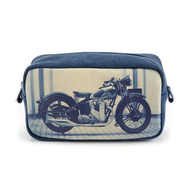 Catseye London Motorcycle Wash Bag