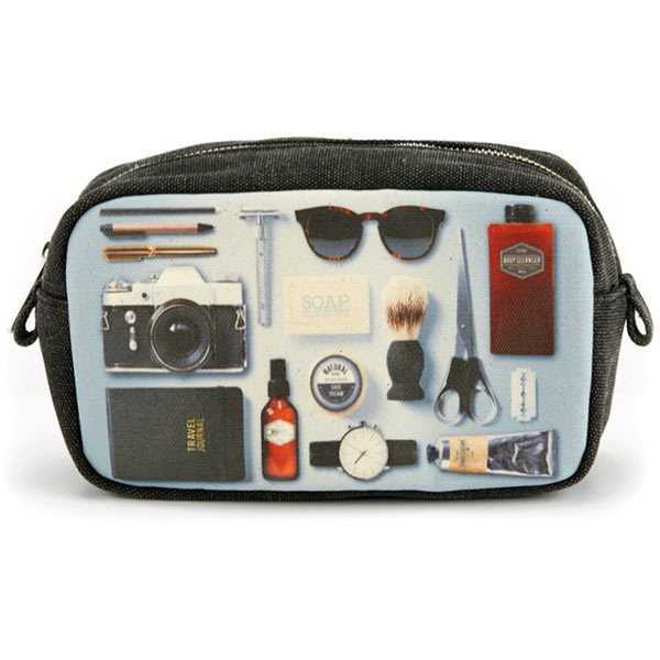 Catseye London Travel Wash Bag