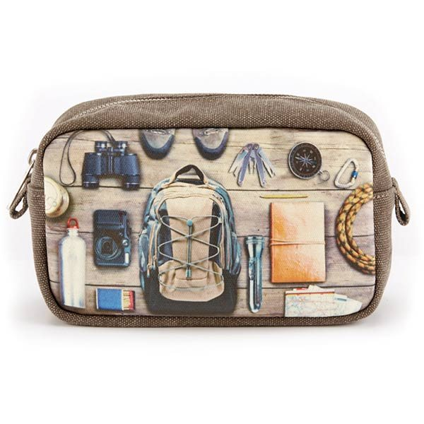 Catseye London Wilderness Wash Bag