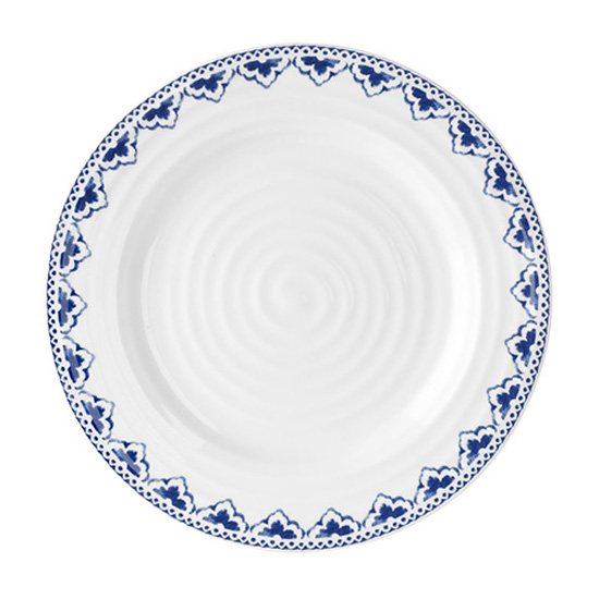 Portmeirion Sophie Conran Blue Side Plate Florence