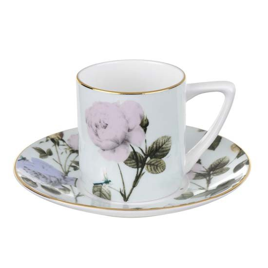 Ted Baker Portmeirion Ted Baker Portmeirion Rosie Lee Mint Espresso Cup