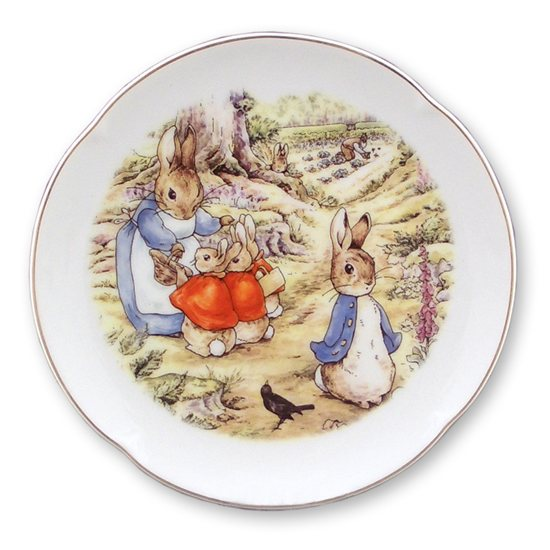 Peter Rabbit Wallplate Peter Rabbit