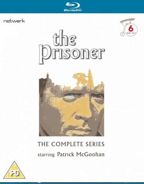 The Prisoner The Prisoner DVD Bluray