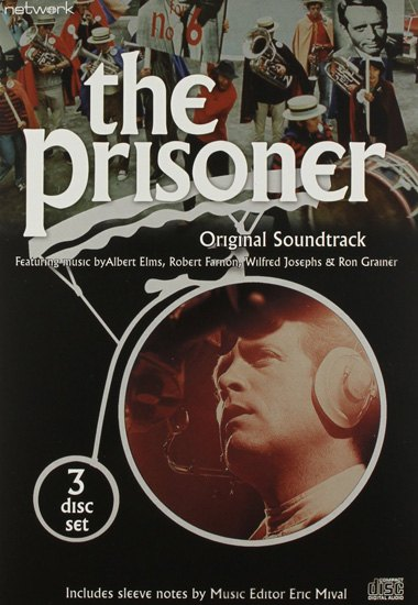 The Prisoner The Prisoner Soundtrack CD