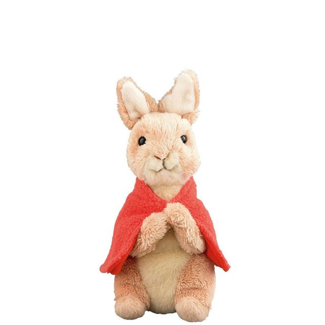 Peter Rabbit Flopsy Small Soft Toy