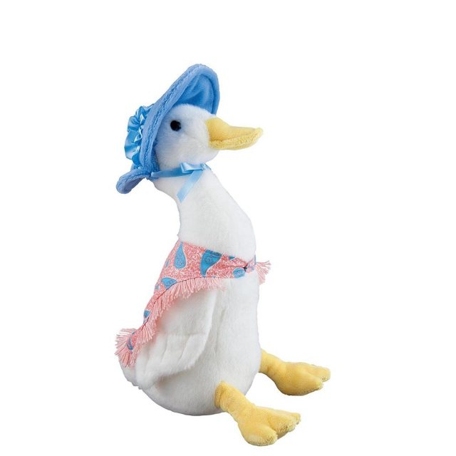 Peter Rabbit Jemima Puddleduck Large Soft Toy