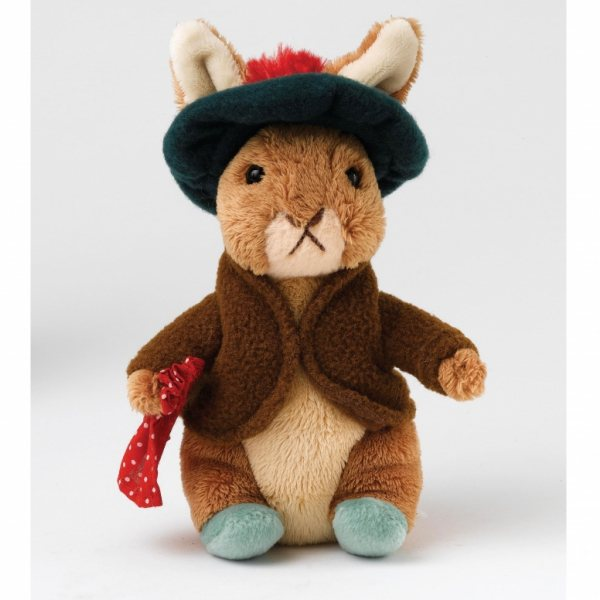 Peter Rabbit Benjamin Bunny Small Soft Toy