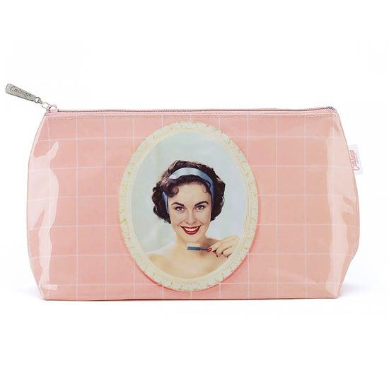 Toothbrush Girl Small Bag