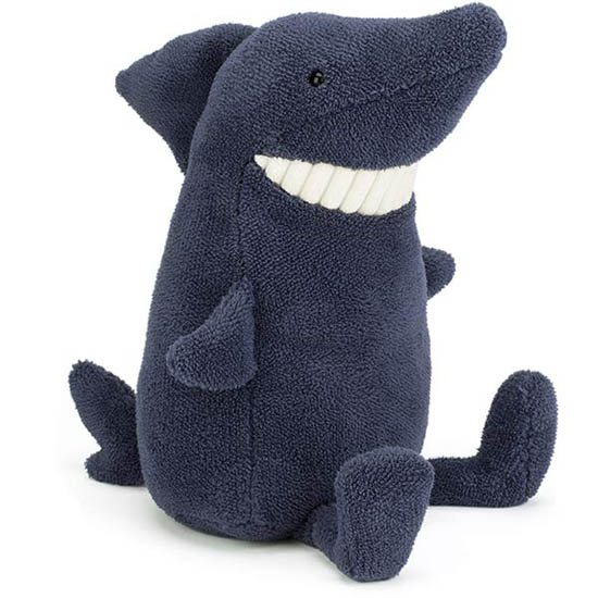 Jellycat Soft Toys Toothy Shark