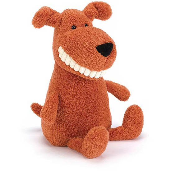 Jellycat Soft Toys Toothy Mutt