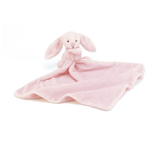 Jellycat Soft Toys Jellycat Bashful Pink Bunny Soother