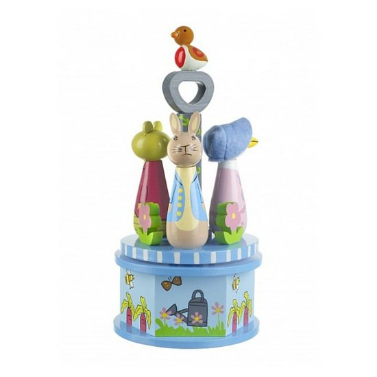 Peter Rabbit Peter Rabbit Wooden Carousel