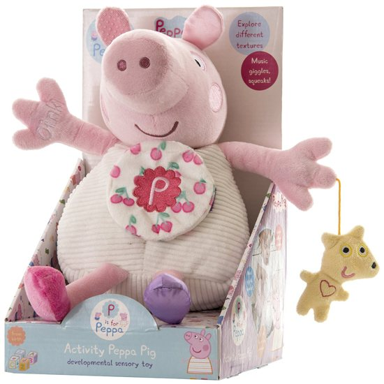 Peppa Pig Peppa Pig for Baby Activity Toy