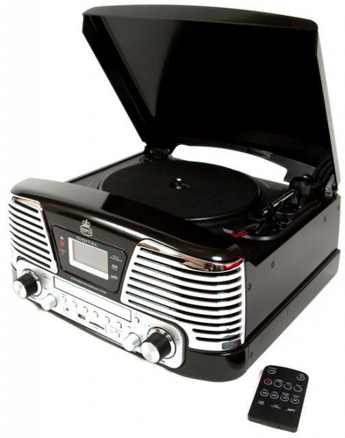 GPO Retro GPO Memphis Record Player