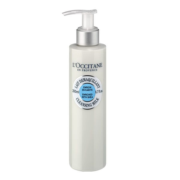 L'Occitane L'Occitane Shea Cleansing Milk 200ml