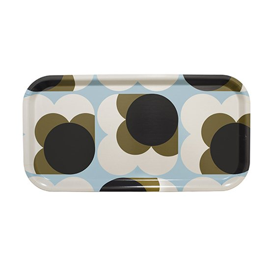 Orla Kiely Flower Spot Shadow Tray