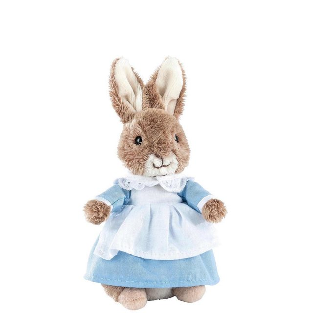 Peter Rabbit Mrs Rabbit Small Soft Toy