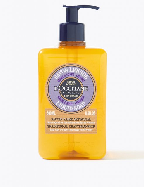L'Occitane L'Occitane Lavender Liquid Soap 500ml