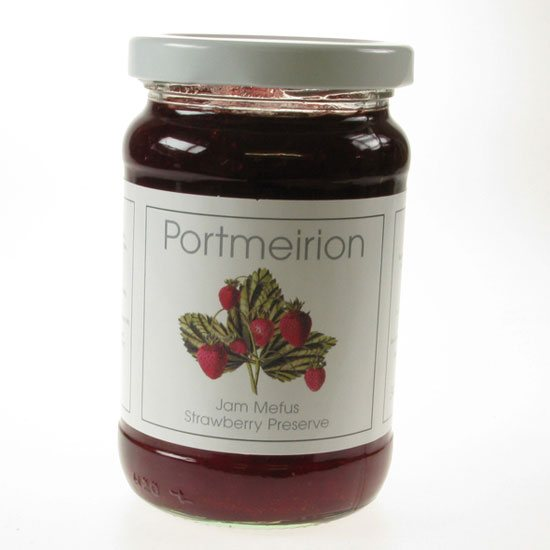 Portmeirion Jam Mefus Portmeirion Strawberry Jam