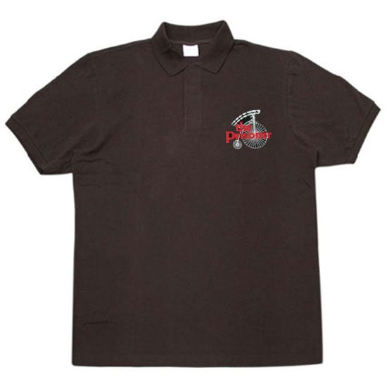 The Prisoner The Prisoner Embroidered Polo Shirt