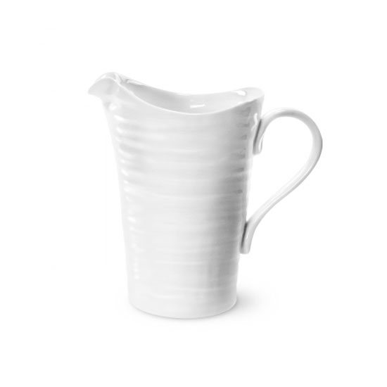Portmeirion Sophie Conran for Portmeirion White Large Pitcher