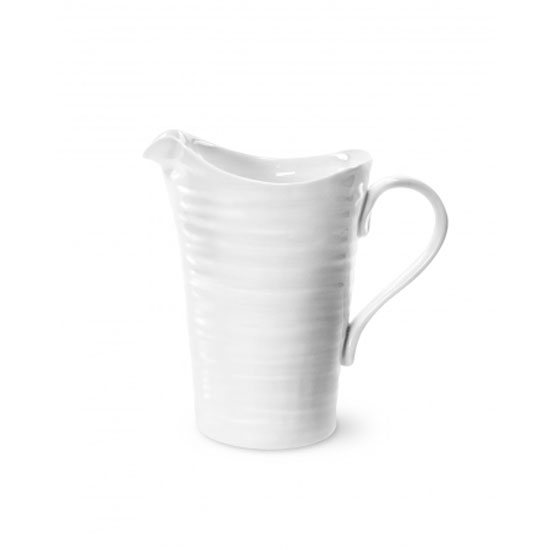 Portmeirion Sophie Conran for Portmeirion White Small Pitcher