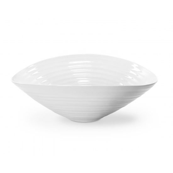 Sophie Conran for Portmeirion Sophie Conran for Portmeirion Medium White Salad Bowl