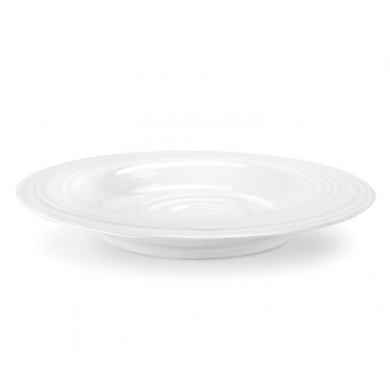 Sophie Conran for Portmeirion Sophie Conran for Portmeirion White Rimmed Soup Plate