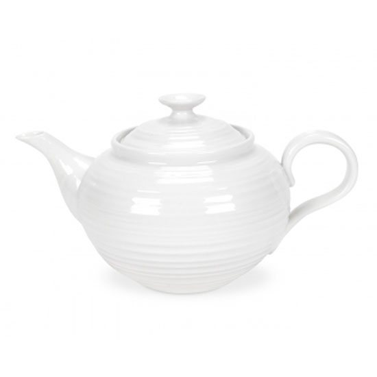 Sophie Conran for Portmeirion CPW Teapot 2pt - White