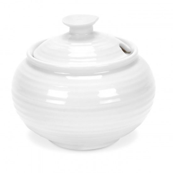 Sophie Conran Sophie Conran for Portmeirion White Covered Sugar Bowl
