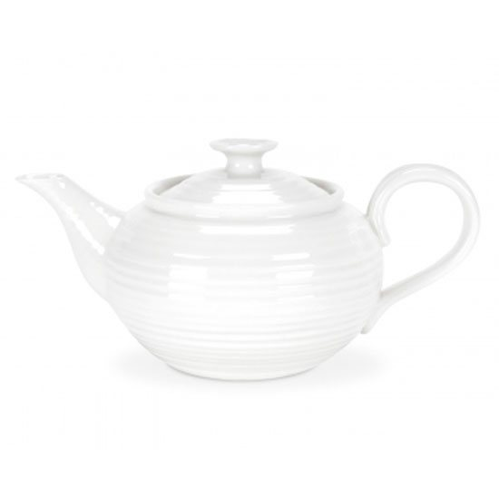 Sophie Conran for Portmeirion Sophie Conran for Portmeirion White 1 pint Teapot