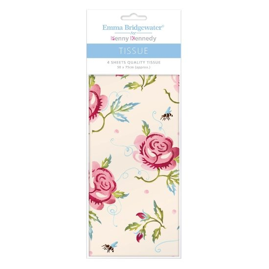 Emma Bridgewater Rose & Bee Tissue