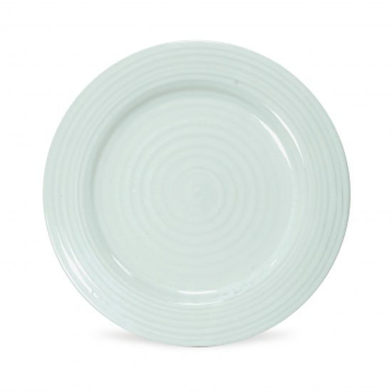 Portmeirion Sophie Conran for Portmeirion Celadon Dinner Plate
