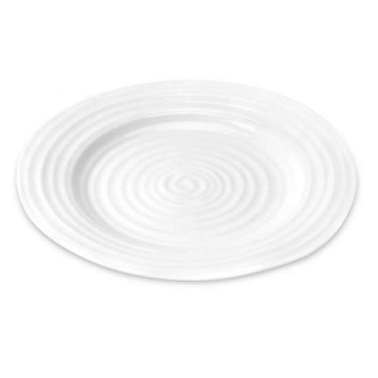 Sophie Conran Sophie Conran for Portmeirion White Bistro Plate