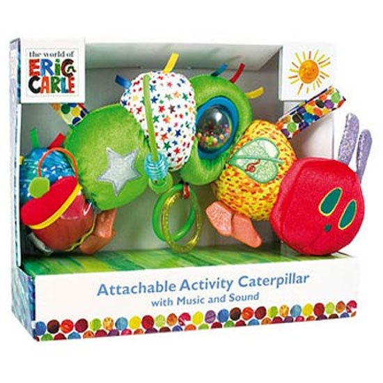 The Very Hungry Caterpillar The Very Hungry Caterpillar Attachable Activity Caterpillar