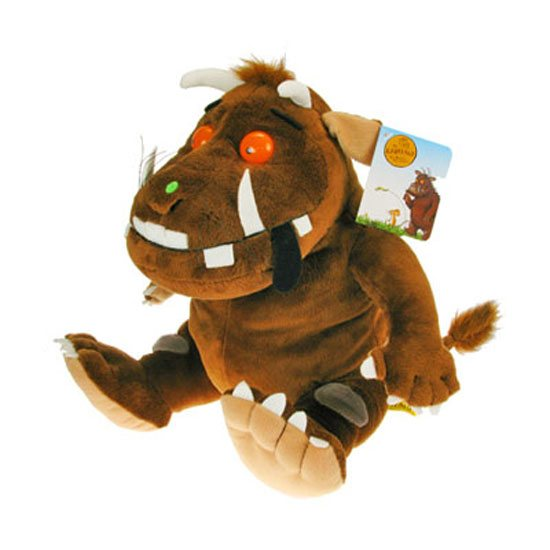 The Gruffalo The Gruffalo Small Plush Soft Toy 7 Inch