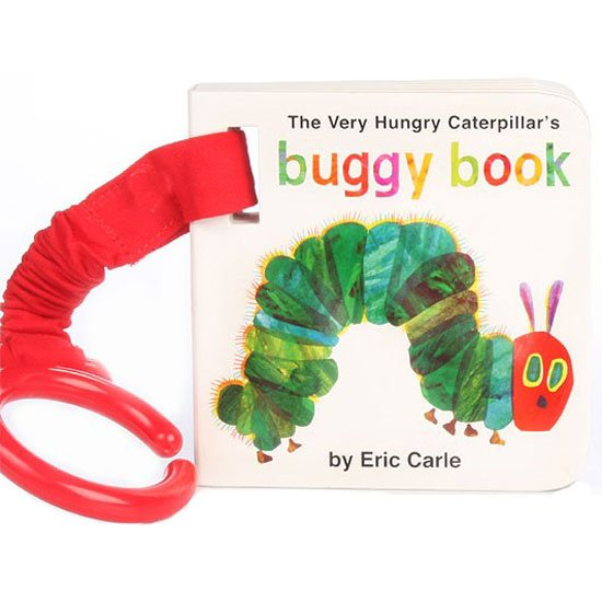 The Very Hungry Caterpillar The Very Hungry Caterpillar Buggy Buddy Book