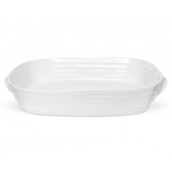 Sophie Conran for Portmeirion CPW Handled Roasting Dish White