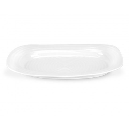 Sophie Conran for Portmeirion Sophie Conran for Portmeirion White Sandwich Tray