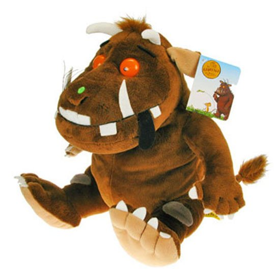 The Gruffalo The Gruffalo Medium 9 Inch Plush Soft Toy