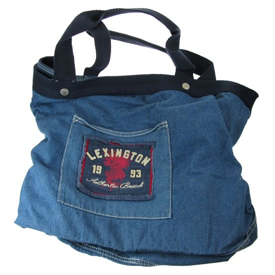 Lexington Lexington Summer Denim Tote Bag