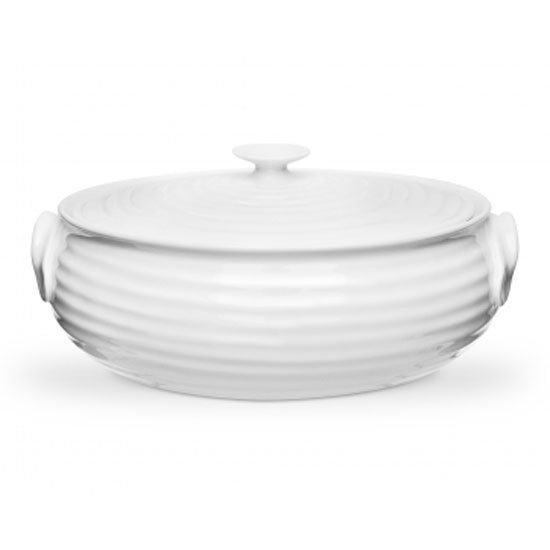 Sophie Conran Sophie Conran for Portmeirion Small White Oval Casserole Dish